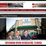 Case Study: OrthoNOW - We're Open… Welcome!